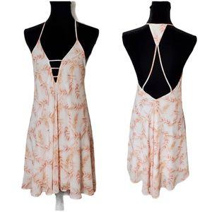 Backless Summer Dress Size S